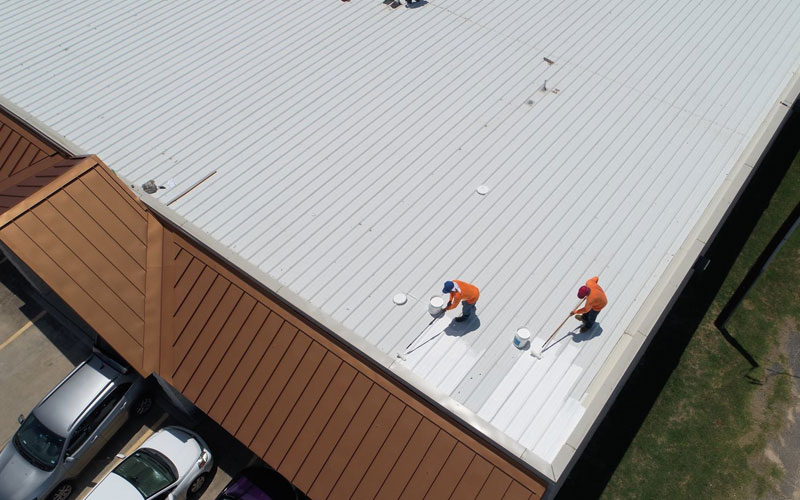 Commercial roofing Fort Worth